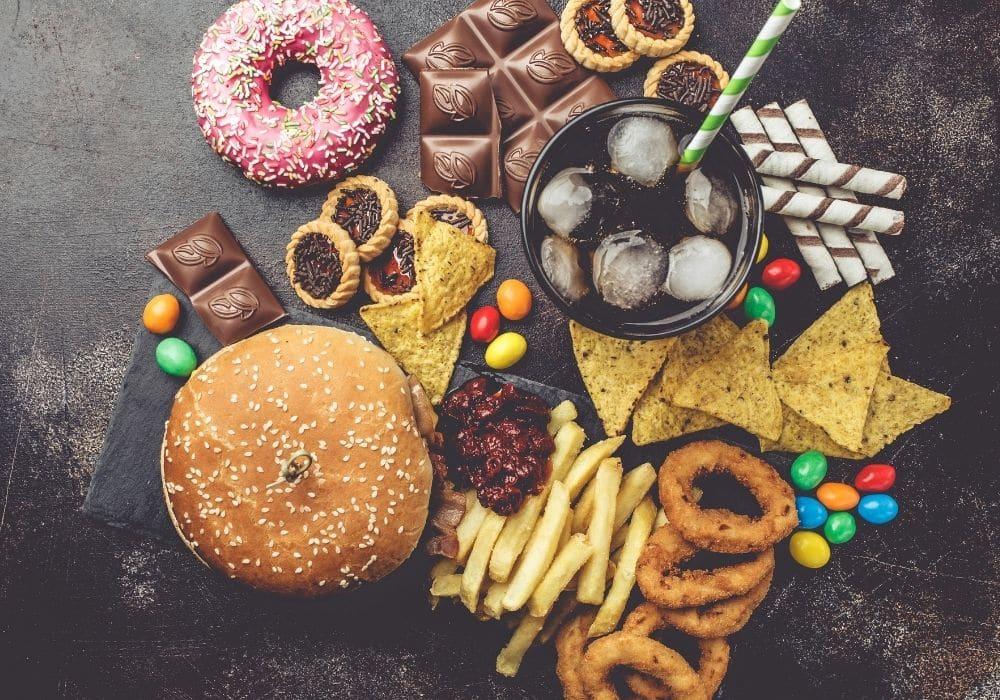 Snabba kolhydrater exempel dåliga kolhydrater