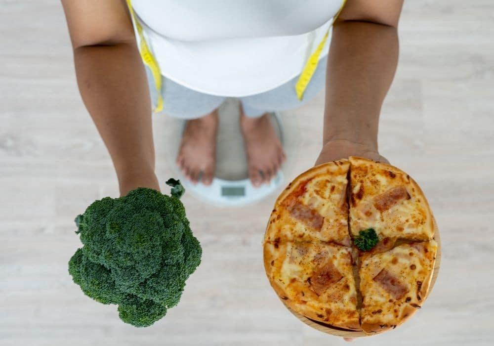 Gå ner i vikt kolhydrater