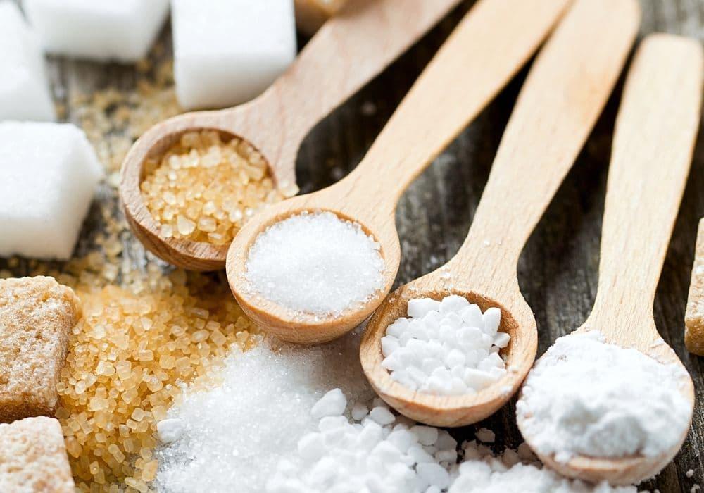 Sockerarter socker typer kolhydrater sockeralkohol