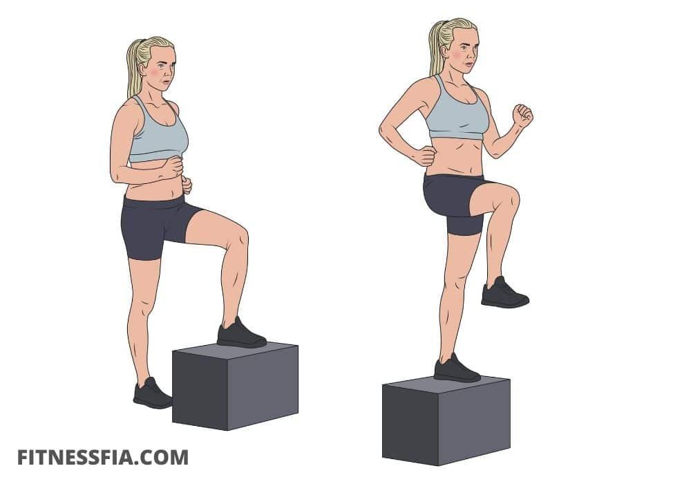 Effektiv benövning hemmaträning ben