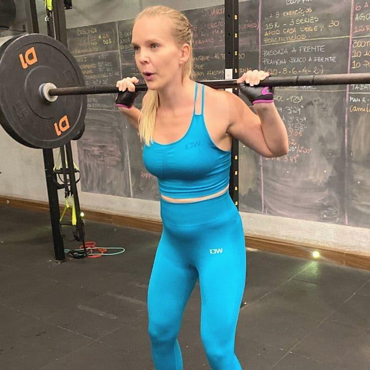 ICANIWILL Define seamless sports bra
