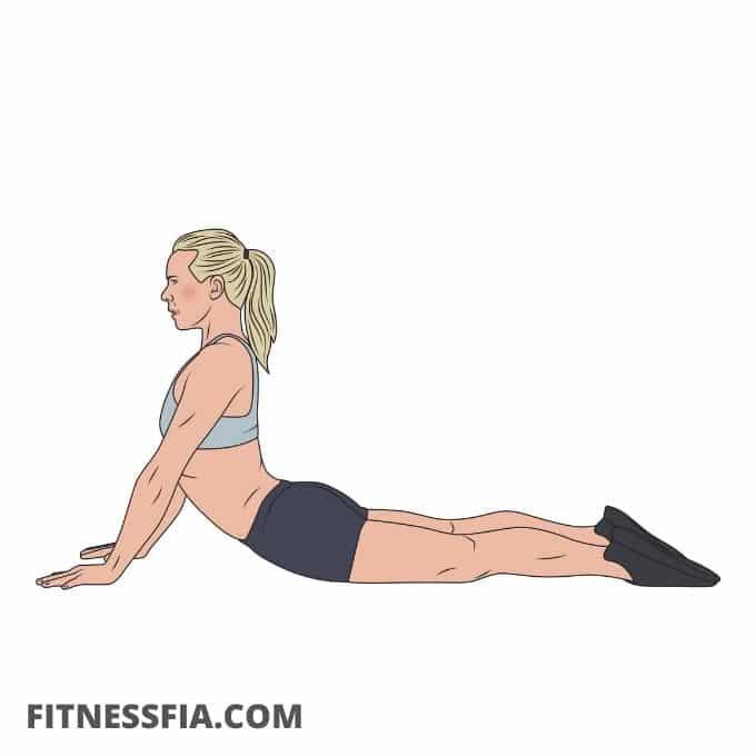 Sälen stretcha framsidan yogastretch