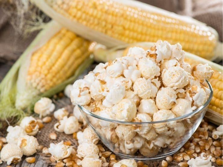 Är popcorn nyttigt?