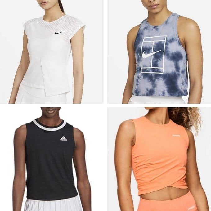 Padel topp linne Nike Stronger Adidas
