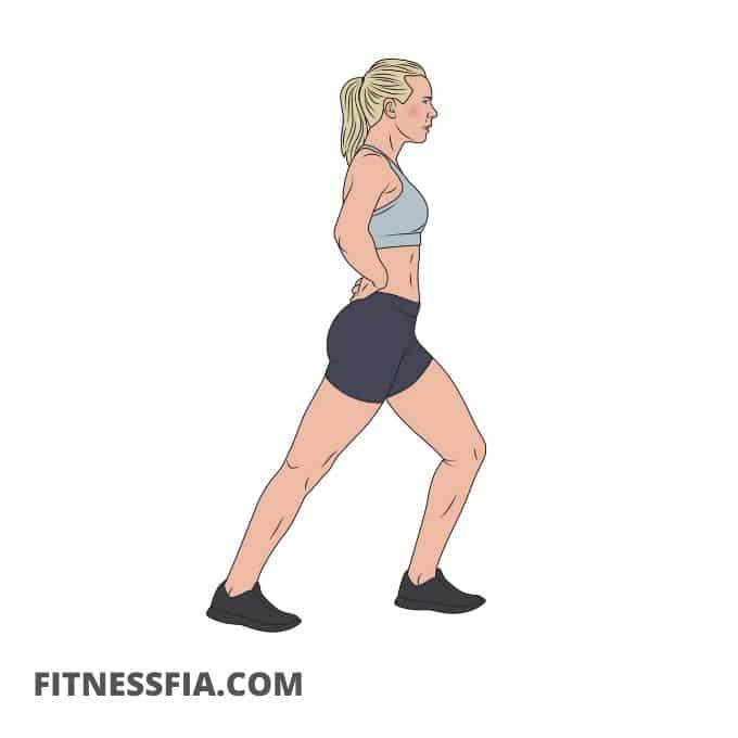 Stretcha vaden övning
