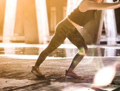 Vadstretch stretcha vaden övningar stretchövning vad