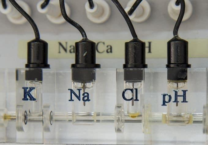 Elektrolytbalansen elektrolyter balans salter i kroppen