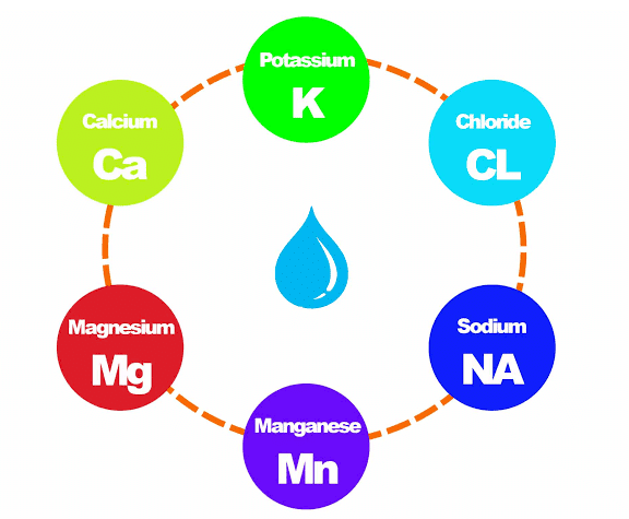 Elektrolyter salter