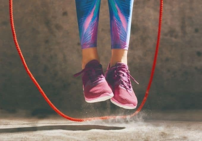 Hoppa hopprep teknik nybörjare