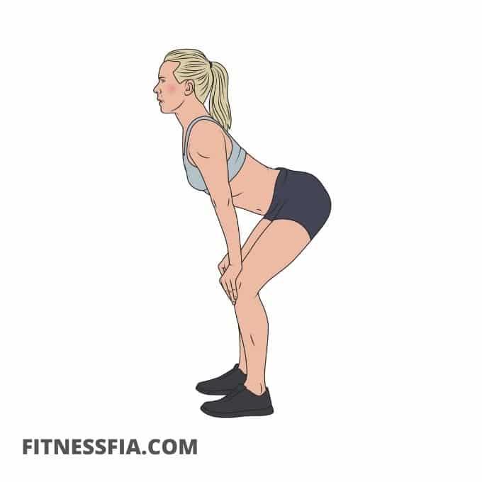 Kutrygg hållning stretch