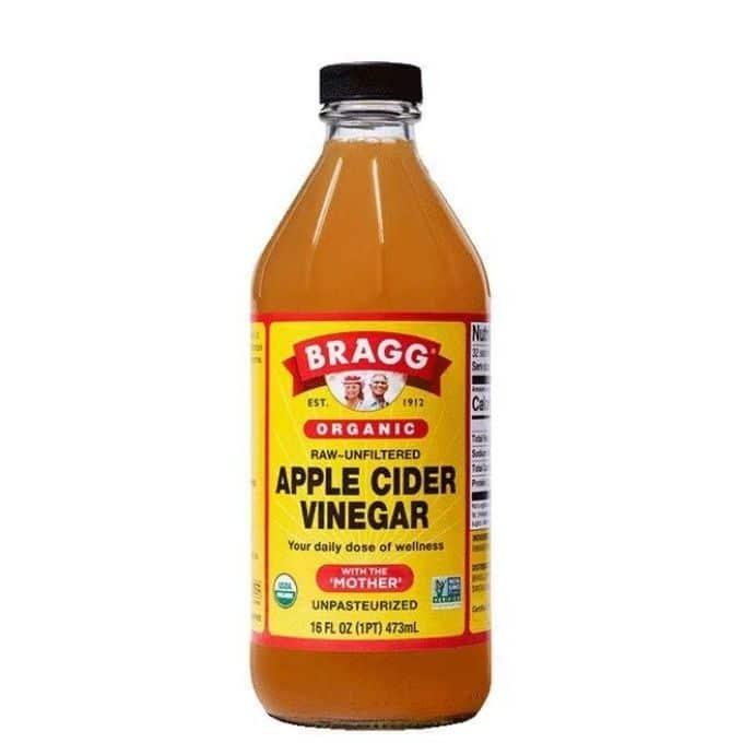 Bragg äppelcidervinäger ofiltrerad ekologisk