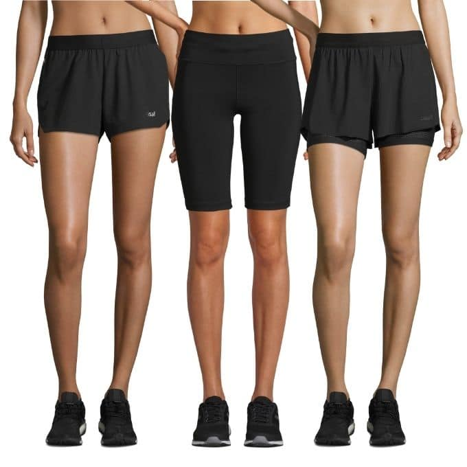 casall shorts cykelbyxor svarta