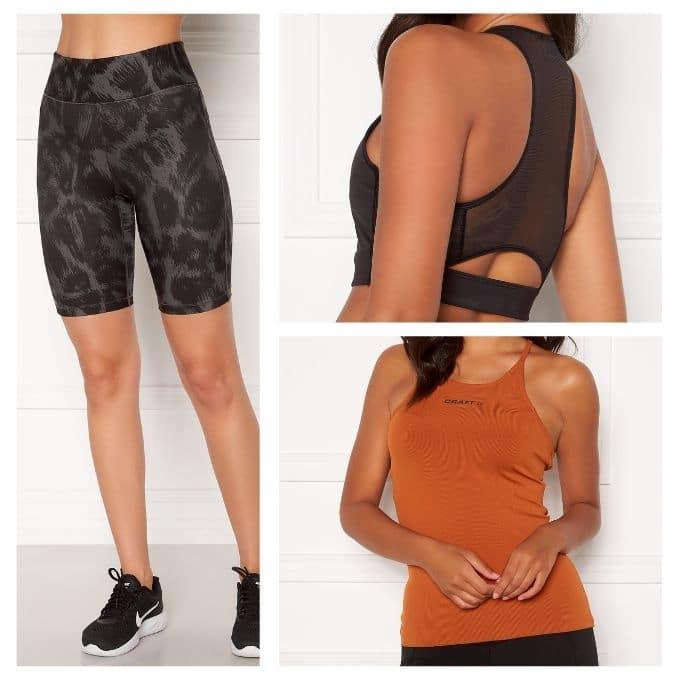 rea billiga träningskläder
